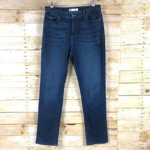 Levi's 512 Hi Rise Skinny Leg Jeans Sz 14
